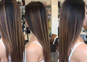 TopHair - farba +reflex włosy długie