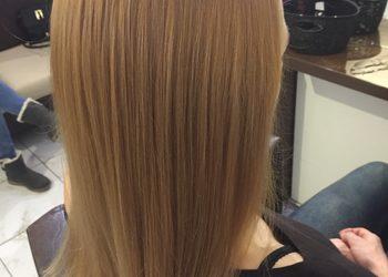 TopHair - farba 1 kolor włosy średnie