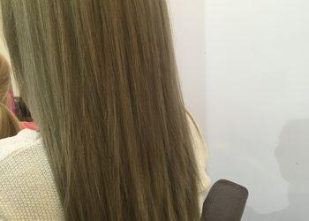 TopHair - farba 1 kolor włosy długie