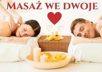 Mobilna i Stacjonarna Strefa Masażu - masaż relaksacyjny we dwoje (rezerwacja telefonicznie)