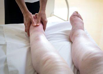 Mobilna i Stacjonarna Strefa Masażu - masaż limfatyczny