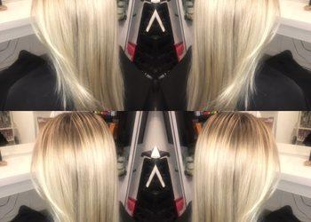 TopHair - laminowanie włosów długich