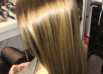 TopHair - laminowanie włosów średnich