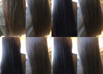 TopHair - strzyżenie damskie metodą hair dusting