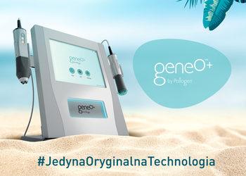 Veoli Clinic - geneo+neobright-zabieg rozjaśniający na twarz i szyję
