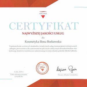 Kosmetyka Ilona Borkowska - J EVOLUTION THERAPY - INTENSYWNA KURACJA ZŁUSZCZAJĄCA