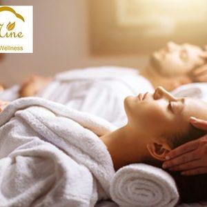 Luxurious 50minute couples massage