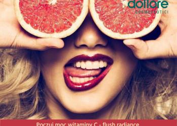 Art of Cosmetology - dottore c-flush radiance zabieg na twarz, szyję, dekolt
