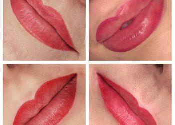 Artist Studio Urody - makijaż permanentny - usta kontur