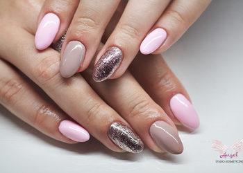 Angel Salon Kosmetyczny - przedłużenie paznokci + hybryda