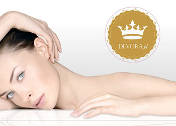 Centrum Kosmetyki DEVORA - konsultacja przed pierwszym zabiegiem depilacji laserowej