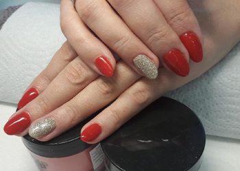 beautylook salon kosmetyczny - manicure tytanowy