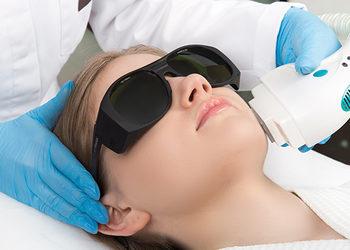 Salon La Femme - leczenie rumienia dual laser sptf+