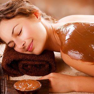 Yasumi Łódź Widzew - Masaż gorącą czekoladą