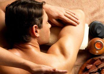 SPA & NATURE JUSTYNA BIELENDA RESORT BINKOWSKI - cedrowe spa for men ciało