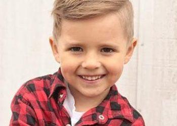 Salony fryzjerskie O'la - strzyżenie chłopca bez mycia