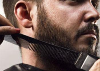 Salony fryzjerskie O'la - strzyżenie zarostu (broda+wąs)