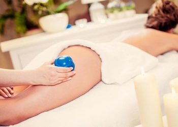 SPA & NATURE JUSTYNA BIELENDA RESORT BINKOWSKI - masaż modelujący bańką chińską