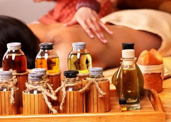 SPA & NATURE JUSTYNA BIELENDA RESORT BINKOWSKI - masaż aromaterapeutyczny
