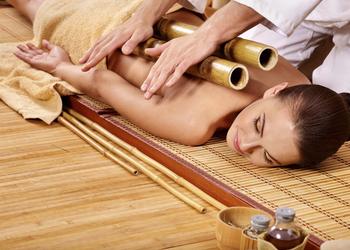 SPA & NATURE JUSTYNA BIELENDA RESORT BINKOWSKI - masaż bambusami