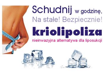 """Instytut Urody Fantastic Body - kriolipoliza 4 przyłożenia """"wiosenne porządki"""""""
