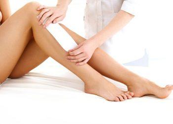 Salon fryzjerski kosmetyczny She & He - depilacja woskiem całe nogi
