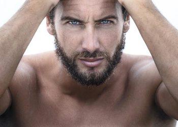 Salon fryzjerski kosmetyczny She & He - stylizacja brwi u mężczyzn