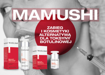 YASUMI SPA - mamushi + peeling kawitacyjny + ultradźwięki |  twarz + szyja