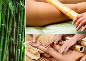 Termy Krakowskie Bronowice - masaż pałeczkami bambusowymi