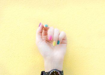 Salon Kosmetyczny Madame Katrina Clinica Estetica - karboksyterapia - dłonie