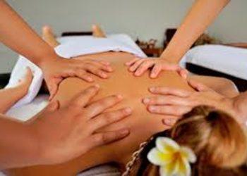 Relax in SPA  - masaż na 4 ręce, 60 min.