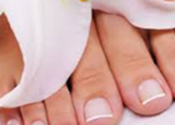 Sekret Piękna Salon Piękności - pedicure hybrydowy + zabieg spa na stopy