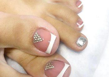 A&J Beauty Studio  - pedicure hybrydowy + stopy