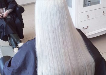 A&J Beauty Studio  - special cold blond
