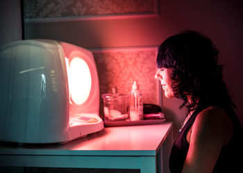 Atelier-Mariposa - lampa collagen new age