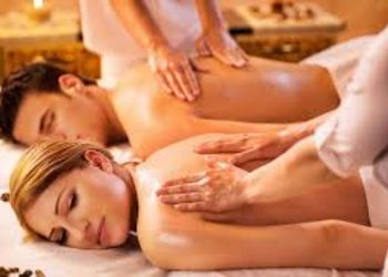 Relax in SPA  - package for friends, 90min.