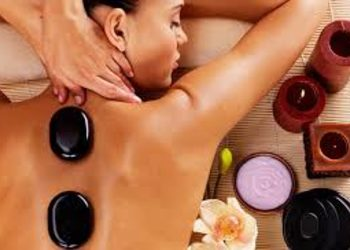 Relax in SPA  - hot stones massage