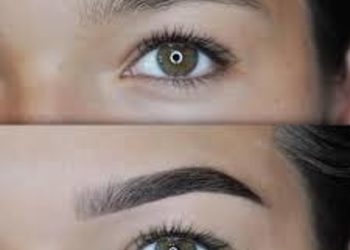 LOOK Salon Piękna - 04 oczy henna z regulacją wosk