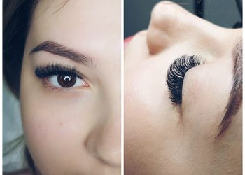 Eva Cosmetics & Lashes - stylizacja rzęs 4-5d