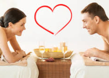 Relax in SPA  - ceremony golden touch for couples, 140min.