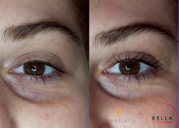 BELLA gabinet kosmetyczny  - lifting, laminacja i botox rzęs elleebana