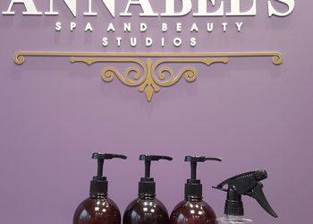 Annabel's SPA and Beauty Studios - zabieg pielęgnacyjny dla włosów
