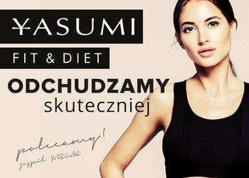YASUMI ul.Głowackiego 24 - fit & diet - pierwsza wizyta