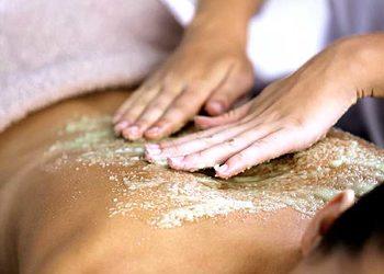 Relax in SPA  - body scrub/exfoliation