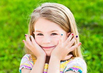 Sekret Piękna Salon Piękności - malowanie dziecięce