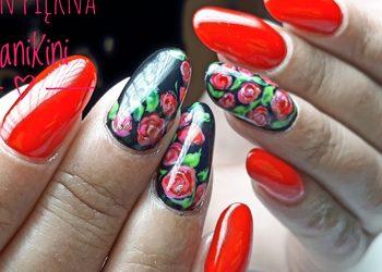 Salon Piękna ManiKini - zdobienie paznokcia