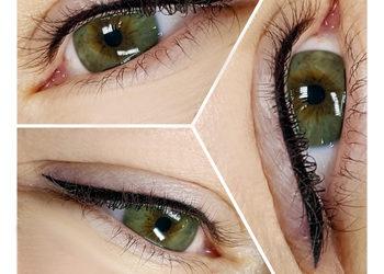 Institute Essence - makijaż permanentny kreska dolna + górna