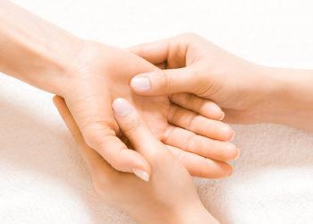 NailBox mobilny manicure B2B - masaż dłoni - 15'