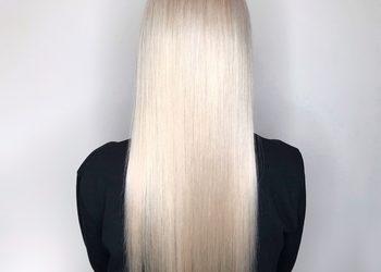 CUT IT - farbowanie w blond