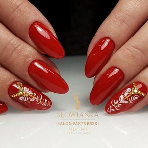 Manicure Kombinowany Hybryda Oferta Lejdis Art Justyna Koziara